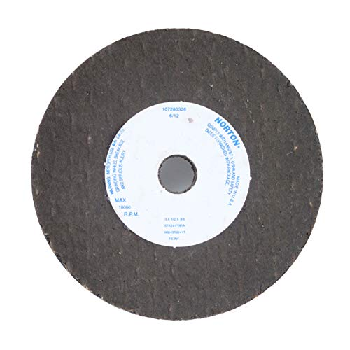 Type 01 Straight Portable Snagging Wheels - 3