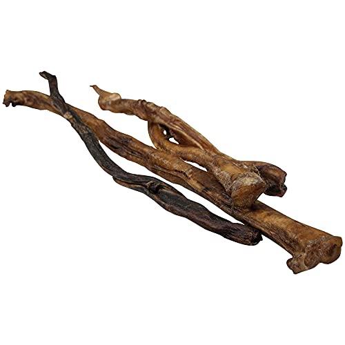 Schecker DOGREFORM Ochsenziemer groß 200 g ca. 35 cm lang Der Kauknochen für den Hund Naturprodukt ohne jedliche Zusatzstoffe Einer der ältesten HundeKnochen der Welt