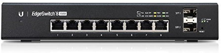 Ubiquiti Interruptor/Conmutador ES-8-150W