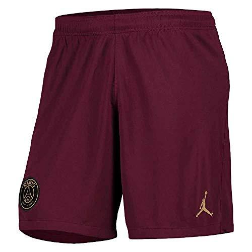 Nike 2020-2021 PSG Third Shorts (Burdeos)