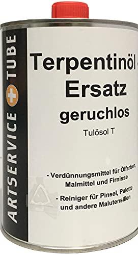 ARTSERVICE-TUBE Terpentinöl-Ersatz geruchlos 1000 ml