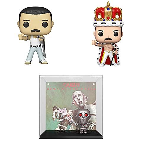Funko Rocks: Reina de los coleccionistas - Freddie Mercury Radio Gaga 1985, Noticias del Mundo, Freddie Mercury King