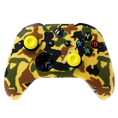 Camouflage Silikon Gamepad Cover...