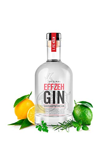 Effzeh Handcrafted Dry Gin 0,5 Liter 42%