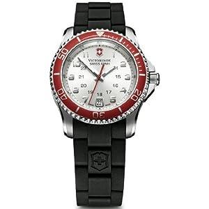 Victorinox Maverick Reloj para Mujer Analógico de Cuarzo con Brazalete