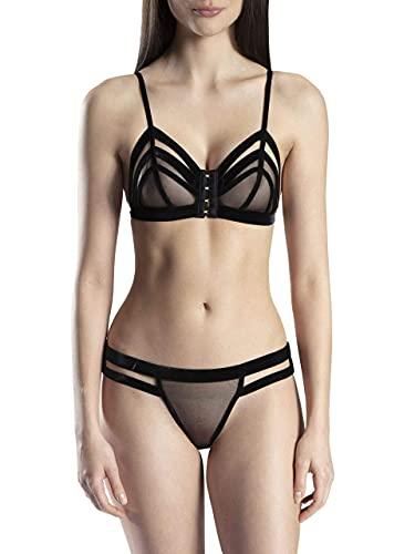 Aubade Completo lingerie Donna Boite A Desir Noir BLACK Taglia EU: U...