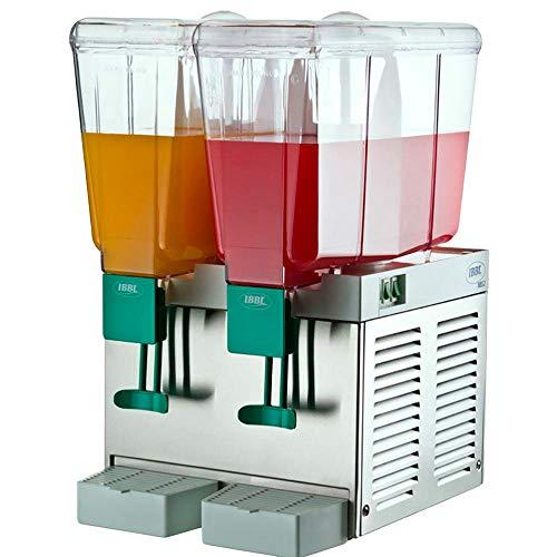 Refresqueira Ibbl Bbs2 Inox 2 Cubas De 15 Litros - 110V