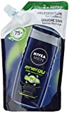 Nivea men - Energy, cuidado de ducha, pack de 6 (6 x 500 ml)