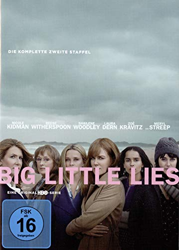 Big Little Lies - Die komplette zweite Staffel [2 DVDs]