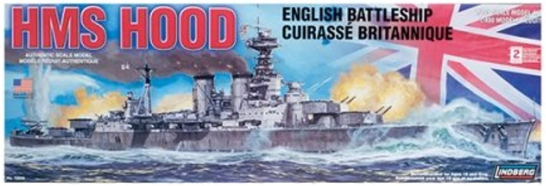 Lindberg Models HMS Hood English Battleship