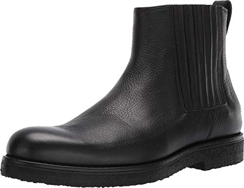 Vince Carmine Black Yak Calf Leather 13 M