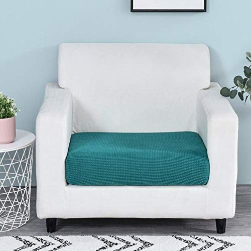 KKDIY Jacquard Thick Seat Kissenbezug Stretch Möbel Protector Sofa Sitz Sofa Schonbezug Sofabezug Soft Flexibility Washable-color1,1PC Länge 135-165cm