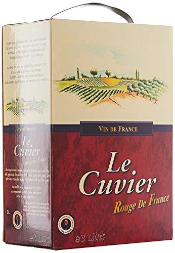 Le Cuvier Vin de France Vin de Table France 3 L