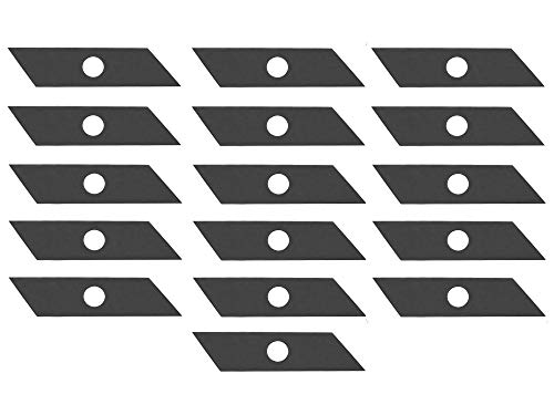 SECURA 16x Vertikutiermesser kompatibel mit Viking RL455B Vertikutierer