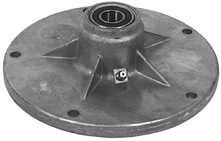 Messerspindel Lagergehäuse Murray Rasentraktor