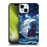 Head Case Designs Licenciado Oficialmente Brigid Ashwood Gato Negro Sabiduría Celta 2 Carcasa de Gel de Silicona Compatible con Apple iPhone 13 Mini