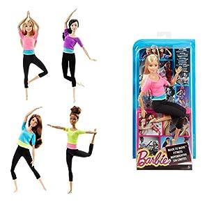 Barbie - Movimientos sin límites surtidas mattel