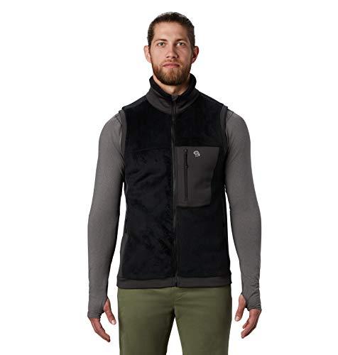 Mountain Hardwear Monkey Man 2 Weste Herren Black Größe S 2020 Oberteil