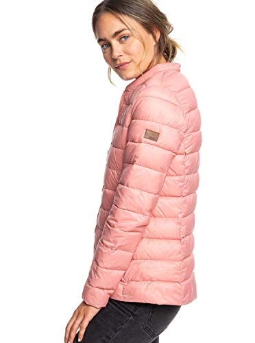 Roxy Endless Dreaming - Chaqueta Aislante Comprimible Para Mujer Chaqueta Impermeable, Mujer, rosette, M