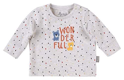 Sigikid uniseks-baby pullover Langarm Shirt, New Born