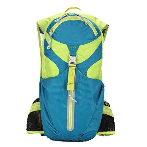 Sac à dos de course à pied, sac à dos, sac à dos imperméable et résistant à l'abrasion, sac à dos d'équitation ultraléger