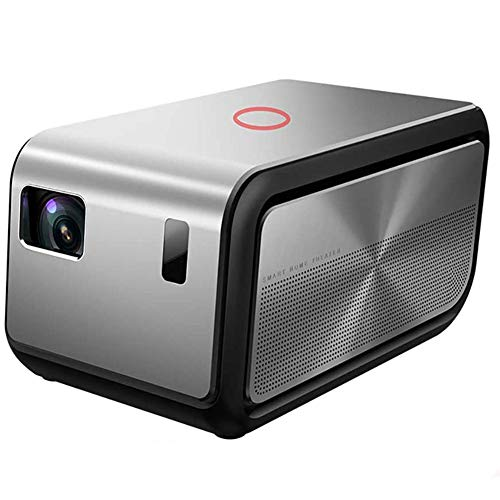 Televisor Full HD Proyector 4K 3D Smart Home Theater, 300 Pulgadas WiFi Bluetooth Proyector De Vídeo