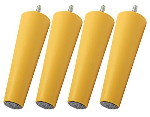Legheads M8 IKEA Piernas de repuesto para muebles, 5 colores, piernas de sofá de calidad superior, piernas de sofá, piernas de cama, piernas IKEA, cortas IKEA, piernas de reemplazo para sofá, piernas de sofá de reemplazo,