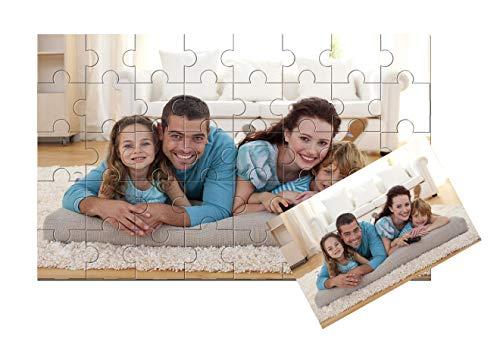 Puzzle 1000 Teile,Puzzle Mit Eigenem Foto 1000 Teile Personalisiertes Fotogeschenk Familienrätsel, Valentinstaggeschenke Für Verwendet Werden