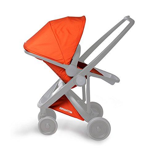 Greentom GTU7 CS Orange-V16 - Sillas de paseo, unisex