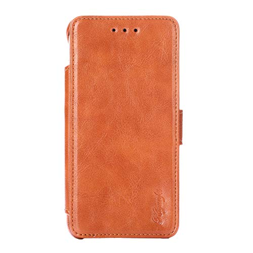 HUAYIJIE KHJBR Funda para MEIZU M5 Note Funda Carcasa Case Cover - Brown