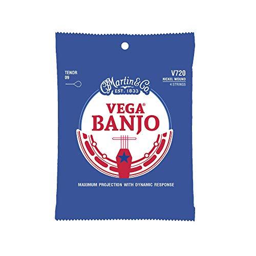 MARTIN Cordes Vega Banjo 720, 4 Kordeln, Tenor