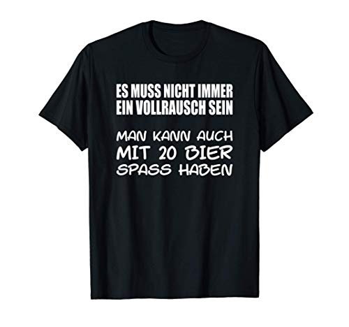 Bier Geschenk Biergeschenke Biertrinker Brauen für Männer T-Shirt