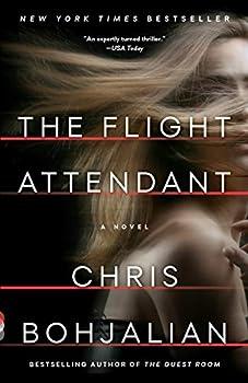 The Flight Attendant by Chris Bohjalian - All About Romance