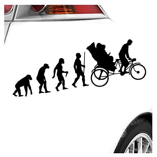 Kiwistar Evolution Autocollant pour vélo 25 Couleurs Fluo Mat