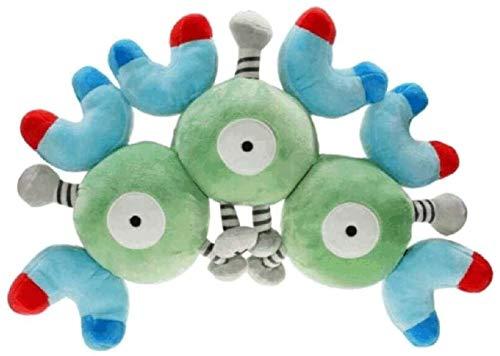 Pet Elf Magnetic Monster Plüsch Puppe Kleiner magnetischer Monster Evolution Edition Cartoon Anime Figur Plüsch Gefüllte Spielzeug Weiche Umarmung Kissen 12in Manmiao