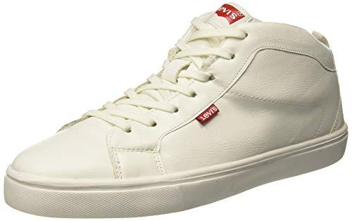 Levi's Men Indi Boot White Boots-11 UK (46 EU) (12 US) (38099-1620)