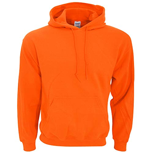 Gildan Heavy Blend Kapuzenpullover (M) (Orange) M,Orange