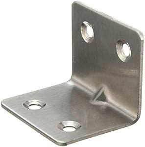 PhilMat Degree Shape Thickened Stainless Steel Corner Bracket Brace Su...