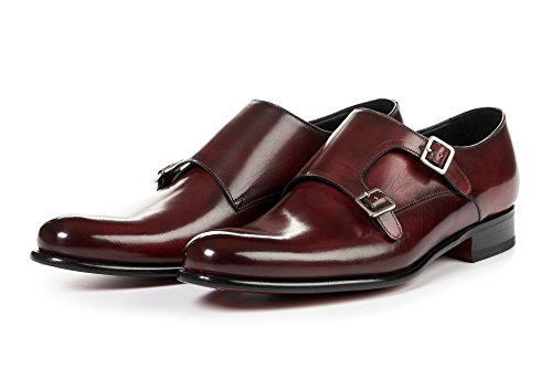 Dress Shoes for Men Lace Italian Leather