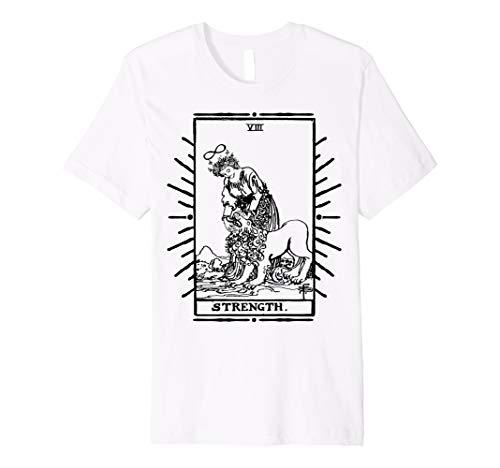 Vintage Tarot T Shirt, Kraft Karte, geheimnisvollen, Tarot