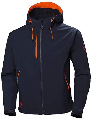 Helly Hansen Workwear Unisexe, Mixte, Vêtements de travail, 74140, bleu marine, XXL - Chest 49\
