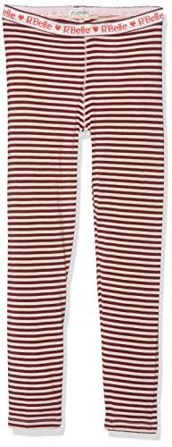 Scotch & Soda R´Belle Mädchen Strumpfhose Yarn dye striped legging Mehrfarbig (Combo B 218) 35 (Herstellergröße: 12)