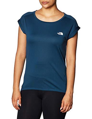 North Face Tanken Short Sleeve T-Shirt X Small Blue Wing Teal