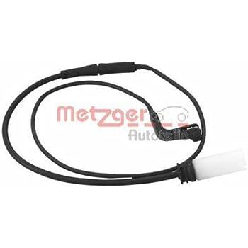 Metzger Wk 17 073 Warnkontakt Bremsbelagverschleiß Auto
