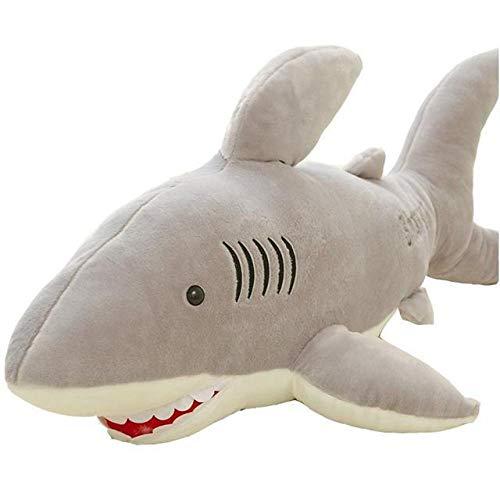 Haai pop kussen knuffel aquarium kinderspeelgoed zachte haai-45cm