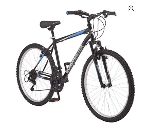 Roadmaster 26' Men's Granite Peak Men's Bike, Black/Blue