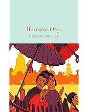 Burmese Days: George Orwell