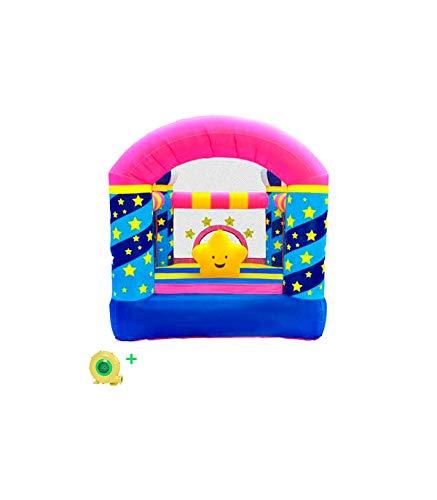 Wonduu Castillo Hinchable Aladdin 225x220x215 Cm