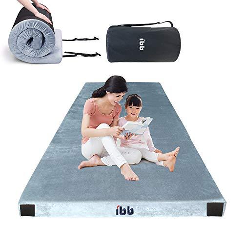Portable Sleeping Pad Memory Foam Camping Mattress 72x24x2.76in 75x35x2.76in 75x38x2.76in for...