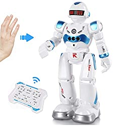 professional AOKESI remote control robot toys for kids Intelligent programmable robot with infrared control …